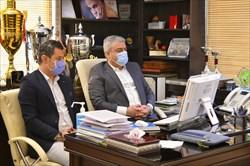 حضور هاشم اسکندری در مجمع عمومی استان گیلان به صورت وبینار