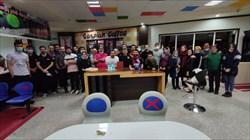 برگزاری مسابقات بولینگ جام فجر استان گیلان