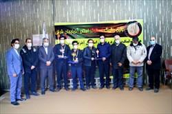 سجاد تورانچه قهرمان رنکینگ پاکت بیلیارد آذربایجان شرقی شد