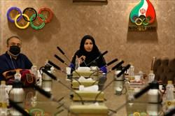 موسوی : امیدوارم روزی بیشتر افتخارات ورزشی برای بانوان باشد