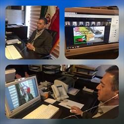 برگزاری وبیناری مجمع عمومی استان کهگلویه و بویر احمد
