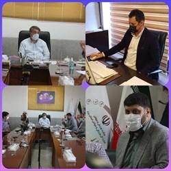 برگزاری وبیناری مجمع عمومی استان یزد
