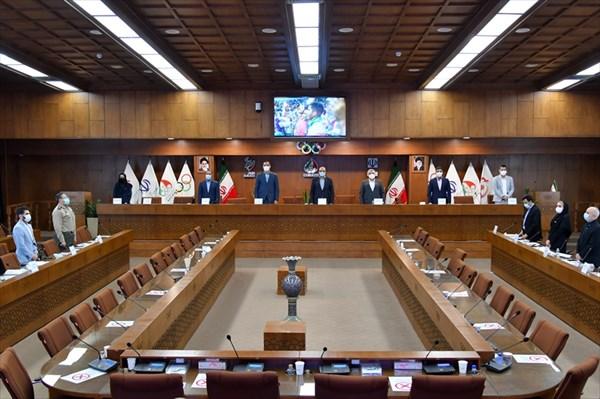 گزارش تصویری مجمع عمومی سالانه فدراسیون بولینگ، بیلیارد و بولس