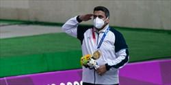 پیام تبریک اسکندری در پی کسب نخستین مدال طلای کاروان ایران در المپیک توکیو
