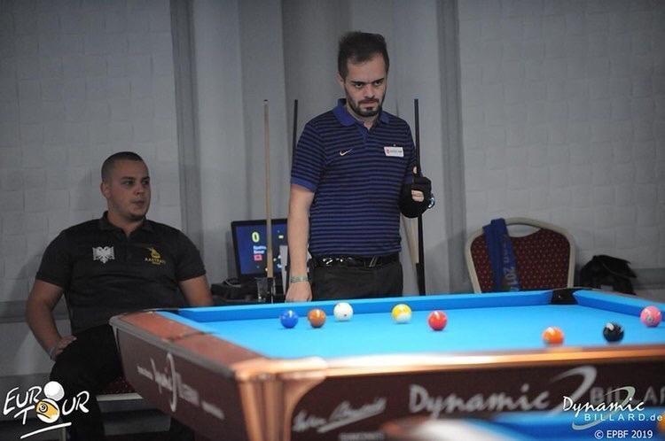 ورزشکار ایرانی در جمع 32 بازیکن برتر مسابقات آزاد استانبول