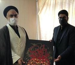 دیدار صمدانی با آیت الله مهدوی عضو مجلس خبرگان رهبری