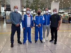 ملی پوشان ایران راهی مسابقات اسنوکر جام جهانی و قهرمانی آسیا شدند