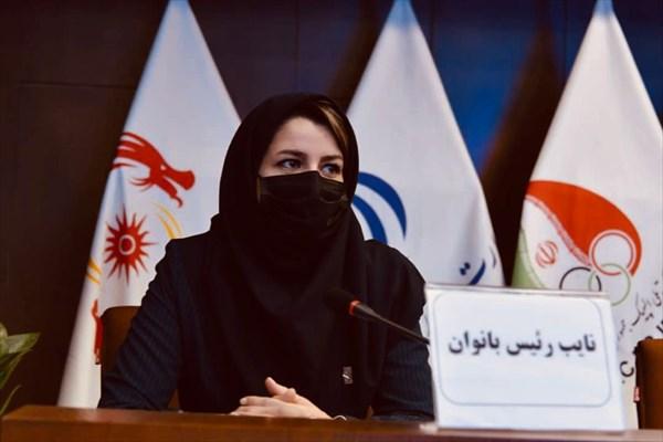 موسوی: هدف ما رشد و ارتقای بانوان رشته های بیلیاردی در سطح کشور است